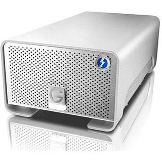 "4000GB Hitachi G-RAID 0G02290 3.5"" (8.9cm) Thunderbolt weiss"