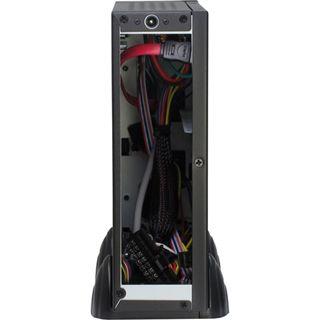 Inter-Tech E-3002 ITX Tower 60 Watt schwarz