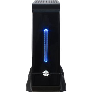 Inter-Tech E-2011 ITX Tower 60 Watt schwarz