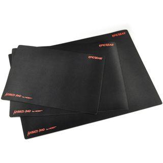 epicgear Hybrid Pad Medium 350 mm x 250 mm schwarz