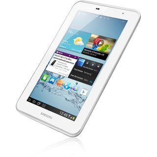 """7.0"""" (17,78cm) Samsung Galaxy Tab 2 7.0 3G/WiFi 16GB weiss"""