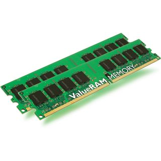 16GB Kingston ValueRAM Intel DDR3-1333 regECC DIMM CL9 Dual Kit