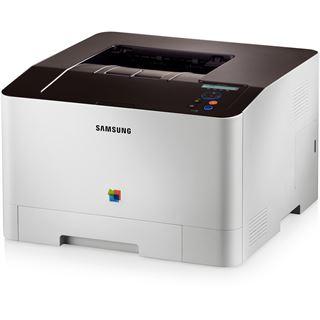 Samsung CLP-415N Farblaser Drucken LAN/USB 2.0
