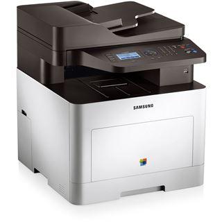 Samsung CLX-6260ND Farblaser Drucken/Scannen/Kopieren LAN/USB 2.0
