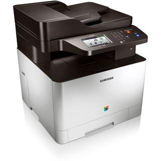 Samsung CLX-4195FW/TEG Farblaser Drucken/Scannen/Kopieren/Faxen