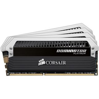 16GB Corsair Dominator Platinum DDR3-1866 DIMM CL9 Quad Kit
