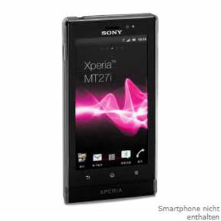 Dicota Slim Cover A für Sony Xperia Sola