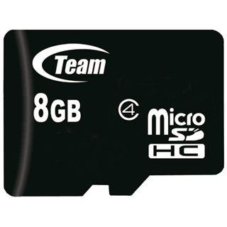 8 GB Teamgroup microSDHC Class 10 Retail