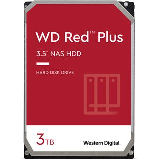 """3000GB WD Red WD30EFRX 64MB 3.5"""" (8.9cm) SATA 6Gb/s"""