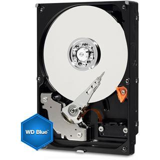 """750GB WD Blue WD7500AZEX 64MB 3.5"""" (8.9cm) SATA 6Gb/s"""