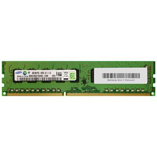 4GB Samsung M391B5273DH0-CH9 DDR3-1333 ECC DIMM CL9 Single