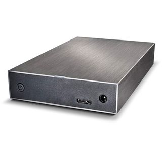 "3000GB LaCie Minimus 302004EK 3.5"" (8.9cm) USB 3.0 silber Alu"