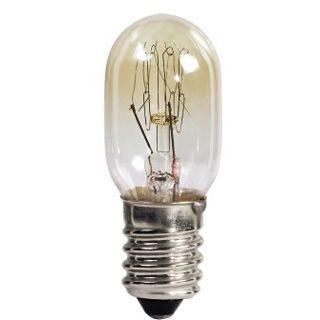 Xavax Backofenlampe 15W, 300°, E14, Birnchenform, klar