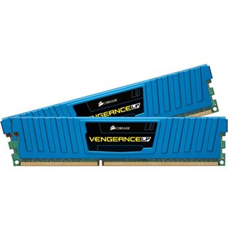 8GB Corsair Vengeance LP blau DDR3-2133 DIMM CL11 Dual Kit
