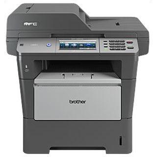 Brother MFC-8950DW S/W Laser Drucken/Scannen/Kopieren/Faxen LAN/USB 2.0/WLAN