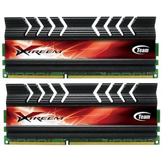 8GB TeamGroup Xtreem DDR3-2666 DIMM CL11 Dual Kit