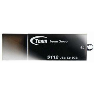 8 GB TeamGroup S112 zink metallic USB 3.0
