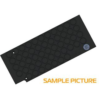 EK Water Blocks EK-FC7870 Backplate für Radeon HD7870 und HD7850 (3831109856802)