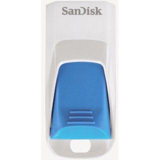 8 GB SanDisk Cruzer weiss/blau USB 2.0