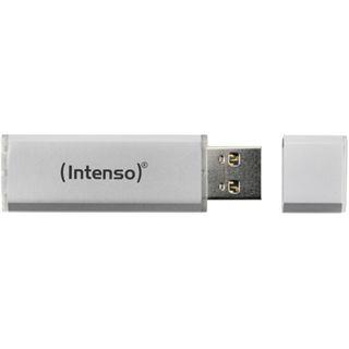 16 GB Intenso Alu Line silber USB 2.0