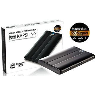 "Mach Xtreme Technology MXKEE 2.5"" (6,35cm) USB 3.0 schwarz"
