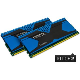 8GB Kingston HyperX Predator DDR3-2400 DIMM CL11 Dual Kit