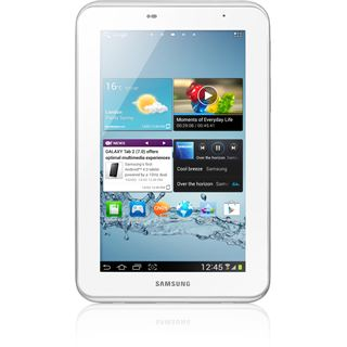 "7.0"" (17,78cm) Samsung Galaxy Tab 2 7.0 WiFi/Bluetooth V3.0 16GB weiss"