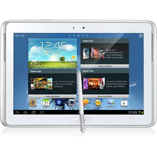"10.1"" (25,65cm) Samsung Galaxy Note 10.1 WiFi/Bluetooth V4.0 16GB weiss"