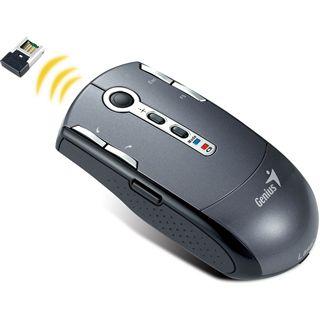 Genius Navigator T835 USB grau (kabellos)