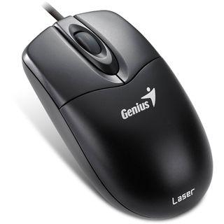 Genius NetScroll 200 PS/2 schwarz (kabelgebunden)