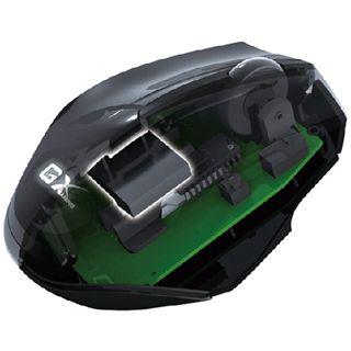 Genius Maurus FPS professional gaming mouse USB schwarz
