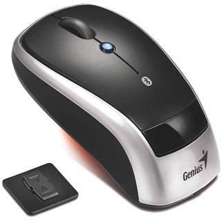 Genius Navigator 905BT Ruby USB silber (kabellos)