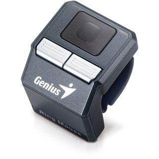 Genius Ring Maus USB grau (kabellos)