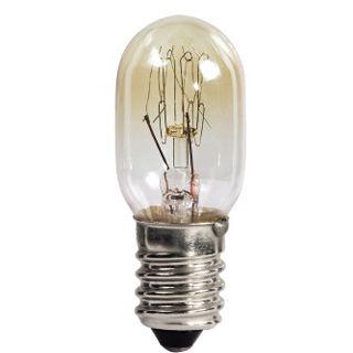 Backofenlampe 25W, 300°, E14, Birnenform, klar