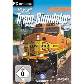 AK Tronic Microsoft Train Simulator (PC)
