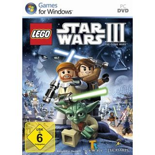 AK Tronic Lego Star Wars III - The Clone Wars (PC)