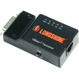 Longshine AUI zu TP Media Transceiver