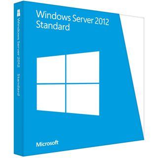Microsoft Windows Server 2012 64 Bit Deutsch OEM/DSP/SB 2 CPUs