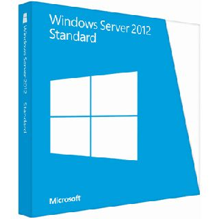 Microsoft Windows Server 2012 64 Bit Englisch OEM/DSP/SB 2 CPUs