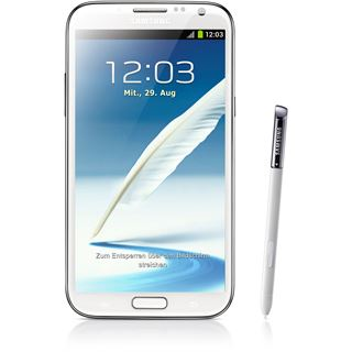Samsung Galaxy Note 2 N7100 16 GB weiß