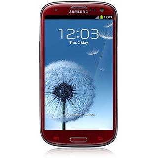 Samsung Galaxy S3 I9300 16 GB rot