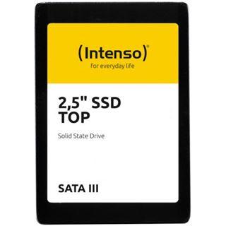"""256GB Intenso 3812440 2.5"""" (6.4cm) SATA 6Gb/s MLC (3812440)"""