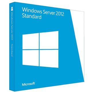 Microsoft Windows Server 2012 64 Bit Deutsch OEM 5 Device CALs