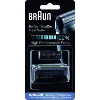 Braun Kombipack 10B für Series1 Scherblatt+Messer