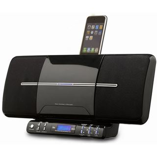 Denver Stereoanlage MCI-102 Radio,CD, iPhone-Dock,Tuner