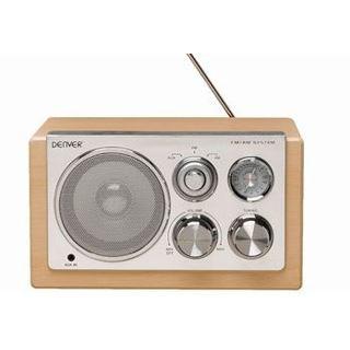 Denver Küchenradio TR-61C Holzdesign