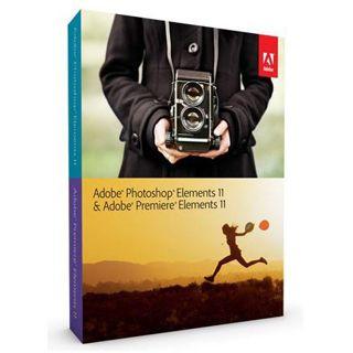 Adobe Photoshop Elements 11.0 und Premiere Elements 11.0 32/64 Bit