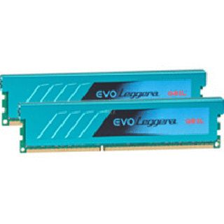 16GB GeIL EVO Leggera DDR3-1866 DIMM CL10 Dual Kit