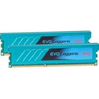 16GB GeIL EVO Leggera DDR3-2133 DIMM CL11 Dual Kit