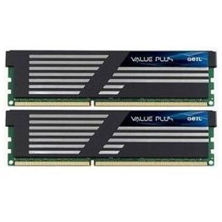 16GB GeIL Value Plus DDR3-1600 DIMM CL10 Dual Kit